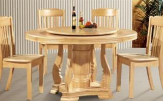 不同材质的家用餐桌选购技巧