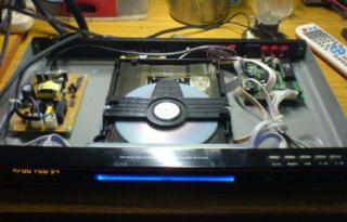 【移动DVD维修】移动DVD的计划群及其维修方法