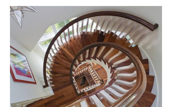 旋转楼梯怎么安装,旋转楼梯安装的方法