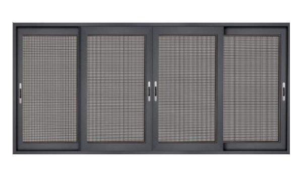 安装实例:金刚网纱窗安装方法与安装注意事项