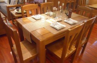 不同材质的家用餐桌保养攻略,教你保养餐桌不要愁!