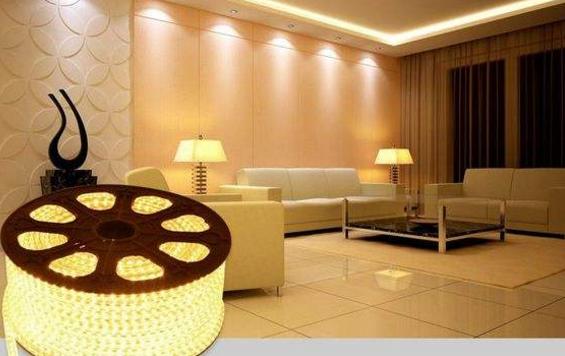 【灯带装置】小客堂灯带如何装置?装置方法简介